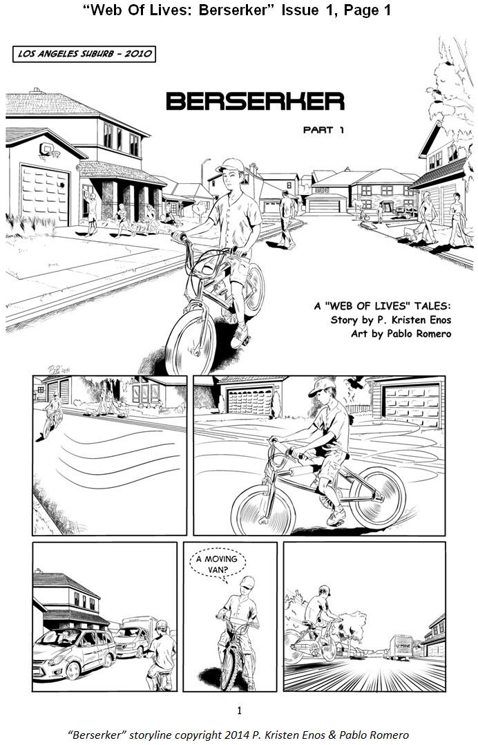 Berserker page 1